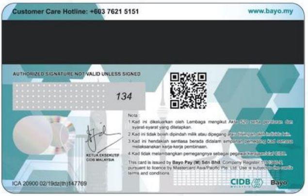 What Is Cidb Green Card Kad Hijau Ibina